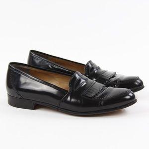 Bally Men's Decca Leather Tassel Dress Loafers
